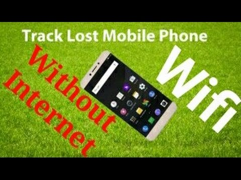 How to Find Lost Phone Without Internet and GPS