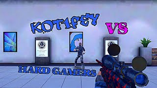 Critical ops || KOT1FEY VS HARD GAMERS