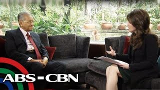 Market Edge: Mahathir on Philippines' claim to Sabah: 'There is no claim'