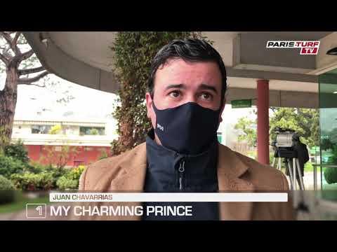 Quinté lundi 25/01 : «My Charming Prince (n°1) est en bel état»