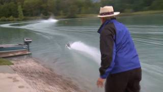 RC-TV Gas and Nitro Boat Racing