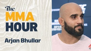 Arjan Bhullar Explains Why He Fights for Honor of Indian, Sikh Heritage