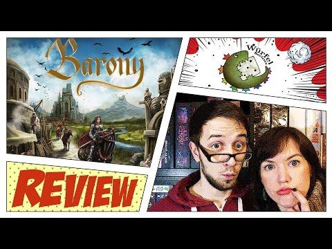 Barony Review - Würfel Reviews