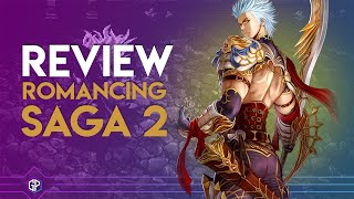 Classic JRPG! | Romancing Saga 2 Switch Review