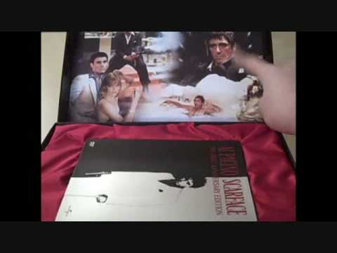 ± Streaming Online Scarface Deluxe Gift Set - Scarface (1983) & Scarface (1932)