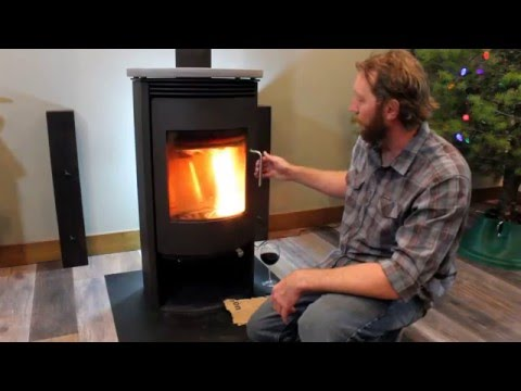 Rais Wood Stove Operation (Part 1) - Lighting The Fire Mp3
