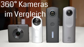 Die besten 360 Grad Kameras für Einsteiger im kurzen Vergleich