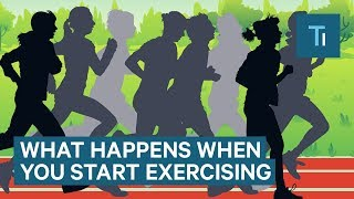 What Happens To Your Body When You Start Exercising Regularly - Video Youtube