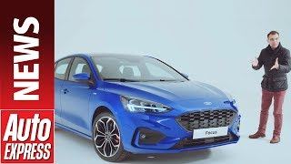 New 2018 Ford Focus - explore the all-new version of Britain