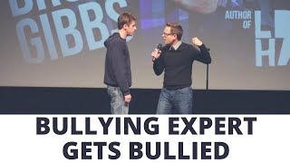 Bullying Expert Gets Bullied