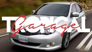 WRX de Rally al Trabajo - Tropical Garage