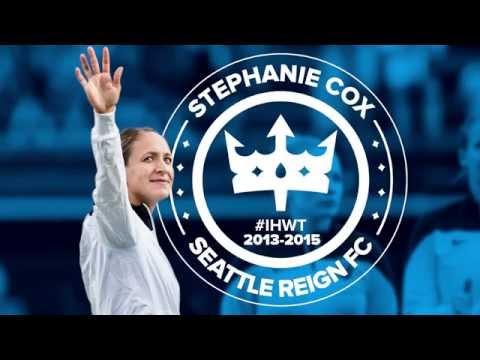 Reign FC defender Stephanie Cox announces retirement