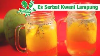 Es Serbat Kweni Lampung