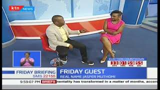 Friday Guest: Churchill Show comedian, MC Jessy