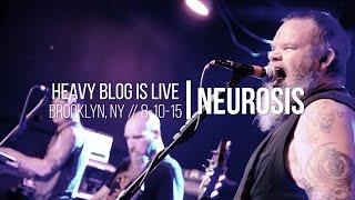 Neurosis: Live 8 10 15 (FULL SET)