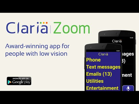 Zoom in on This New Low Vision App – ND Assistive