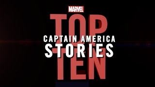 Marvel Top 10 Captain America Stories