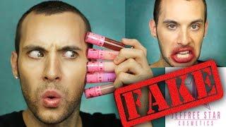 FAKE ASS Jeffree Star Liquid Lipsticks  AliExpress