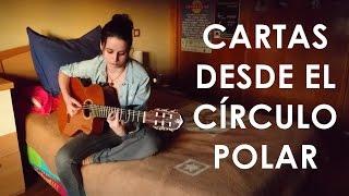 Cartas Desde El Círculo Polar - Carmen Boza | Cover Natalia Fustes