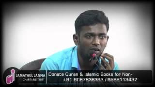 ரய்யான் (மதன்) ᴴᴰ┇என்னை கவர்ந்த இஸ்லாம்┇Atheist Brother Convert To Islam