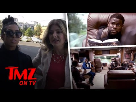 Kevin Hart Is Making Fun Of His Infamousy | TMZ TV