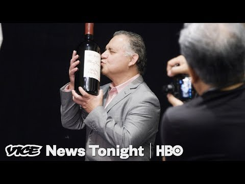 How To Train For The World's Most Elite Wine Exam (HBO) - YouTube