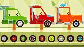 Car Driving For Kids : Monster Truck Dinosaur Videos Games Children