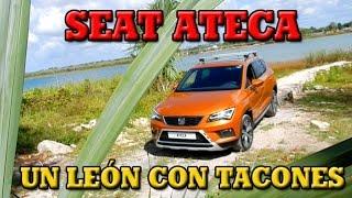SEAT ATECA 2017 Es un León, pero con tacones