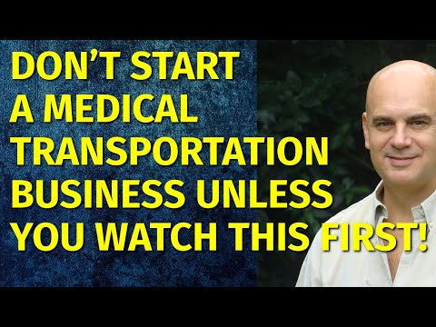 , title : 'How to Start a Medical Transportation Business | Including Free Business Plan Template