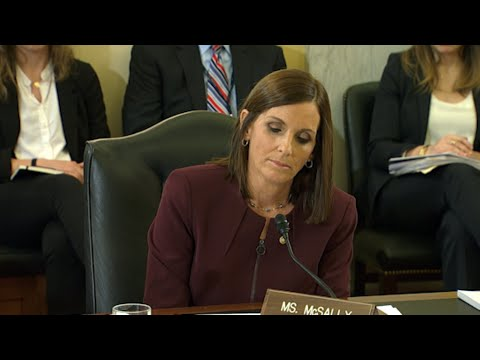 Sen. Martha McSally, the first female fighter pilot to fly in combat, said Wednesday that she was raped in the Air Force by a superior officer. She made the disclosure at a Senate hearing on military sexual assault. (March 6)