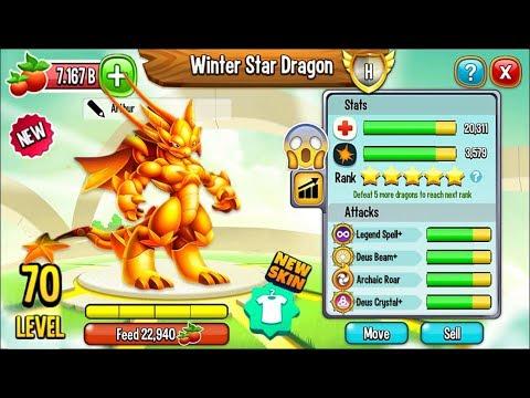 Dragon City: Wishing Star Dragon, NEW LEGENDARY | EXCLUSIVE DRAGON 2019 😱