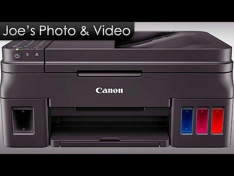 Mega Tank Inkjet Printers From Canon – Pixma G1200, C2200, G3200, G4400