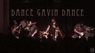 Dance Gavin Dance - The Acceptance Speech Tour Live
