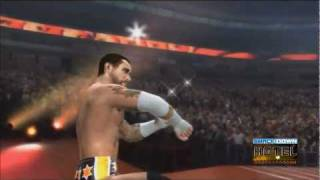 WWE '12 CM Punk Updated Entrance [Video + Theme w/sound effects]