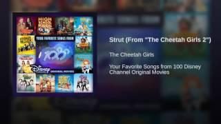 "Strut (From ""The Cheetah Girls 2"")"