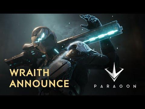 Paragon – Wraith Announce (Available June 27)
