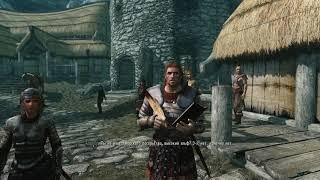 The Elder Scrolls V: Skyrim - А кто ты? (Высокий эльф)