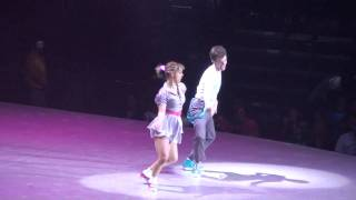 "SYTYCD Tour Lauren & Billy -- ""Boogie Shoes"""