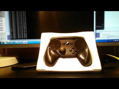 Steam Controller Singer : Playing music with the Steam