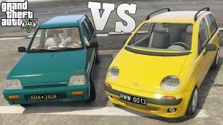 TICO vs MATIZ GTA 5