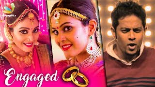 Actress Chandini to Tie the Knot with this Choreographer | Celebrity Wedding | Oh baby girl