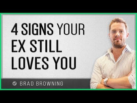 4 Signs Your Ex Still Loves You