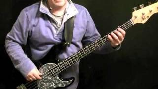 Learn How To Play Bass Guitar To I'm The Man - Joe Jackson - Graham Maby