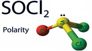 Is SOCl2 Polar or Nonpolar?