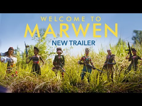 Video trailer för Welcome to Marwen - Official Trailer 2