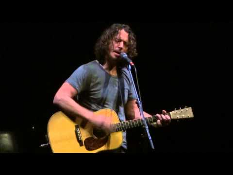 "Chris Cornell perform's U2's ""One"" using the lyrics from Metallica's ""One"""