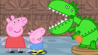 Peppa Pig Official Channel | Peppa and George's Trip to the Museum!