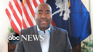 DNC Chair Jaime Harrison: 'Democrats are unified'