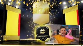 OPENING FIRST EVER FUT DIVISION REWARDS!!😱 - FIFA 19 DIVISION RIVALS REWARDS!