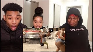 City Girls   Twerk Ft. Cardi B  REACTION